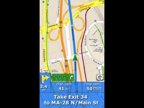 Vídeo do Truck GPS Route Navigation