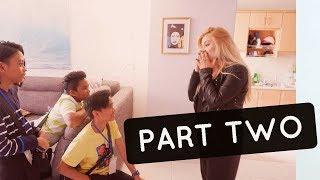 VOCAL COACH TANIA MEETS THE TNT BOYS | INTERVIEW PART 2