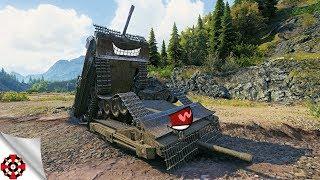 World of Tanks - Funny Moments | PANCAKE TANKS!