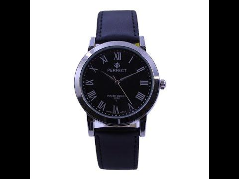 Видео обзор наручных часов Perfect GX017-205-141