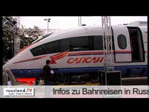 Der Sapsan – Wanderfalke auf Schienen [Video-Classic]