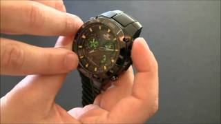 Casio Edifice Black Label EQWM1100DC-1A2 Watch Review