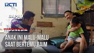 BAPAU ASLI INDONESIA - Anak Ini Malu-Malu Saat Bertemu Baim [07 Agustus 2020]