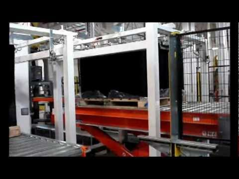 Thermoformed Palletizing & Depalletizing