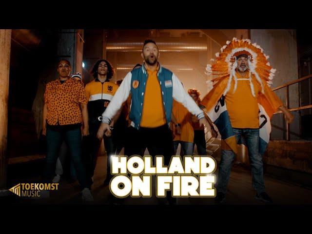 Edwin van der Toolen - Holland On Fire