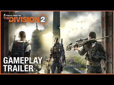 Tom Clancy's The Division 2: E3 2018 Official Gameplay Trailer | Ubisoft [NA] thumbnail