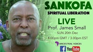 Sankofa: Spiritual Liberation with Prof. James Small