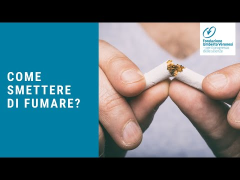 Se laiuto un nikoretta per smettere di fumare