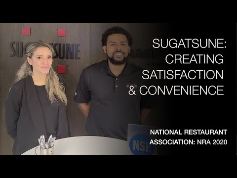Sugatsune: Creating Satisfaction and Convenience NRA 2020