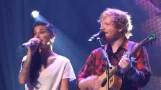 Ed Sheeran & Christina Perri - Be My Forever - 9.15.15