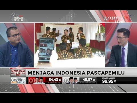 Dialog: Menjaga Indonesia Pascapemilu (3)