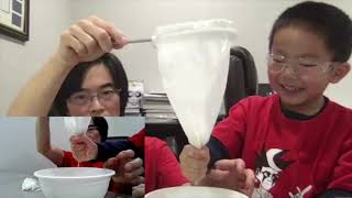 Making Glue w/ Milk – National Chemistry Week