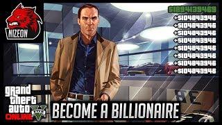 HOW TO MAKE 1 BILLION DOLLARS IN GTA ONLINE