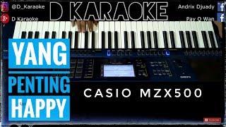 Yang Penting Happy Versi Karaoke