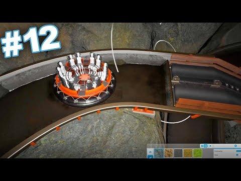 Planet Coaster - TINY PARK CHALLENGE - Part 12 (River Rapids Underground)