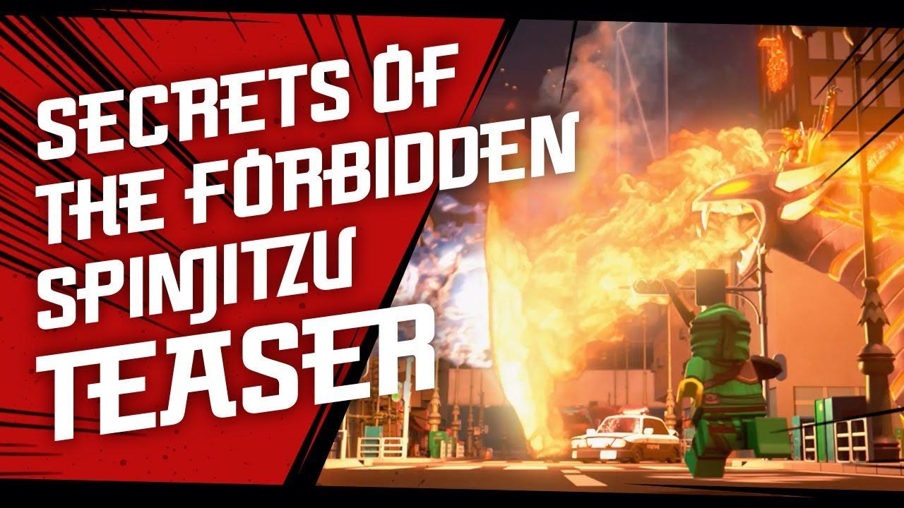 LEGO NINJAGO - Secrets of the Forbidden Spinjitzu – TEASER