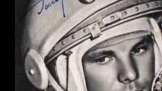 Юрий Гагарин-Первый космонавт мира.