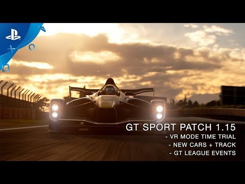 Gran Turismo Sport - March 1.15 Update | PS4 de Gran Turismo Sport