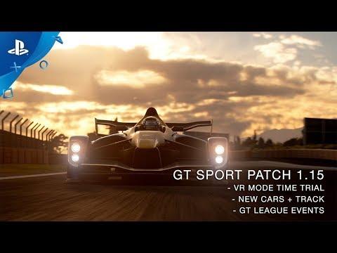 Gran Turismo Sport - March 1.15 Update | PS4 de Gran Turismo Sport