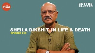 What Sheila Dikshit's life tells us about big city governance & Congress politics