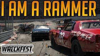 Wreckfest: Start of my Rammer Career