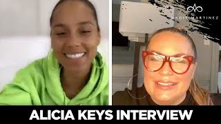 """Alicia Keys Discusses The Details Behind Her New Book, """"More Myself: A Journey"""""""
