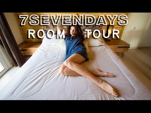 BEDROOM TOUR. WAL...