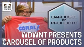 WDWNT Announces the Carousel Of Products