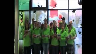 preview picture of video 'Landesgartenschau Prenzlau 2013: Abschiedslied der Gästeführer'