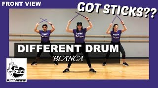 DIFFERENT DRUM || BLANCA || P1493 FITNESS® || CHRISTIAN FITNESS by P1493 FITNESS