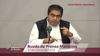 Confirma gobierno de Puebla traslado de Felipe Patjane al penal de Tepexi de Rodríguez