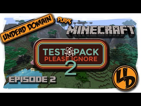 Minecraft - Test Pack Please Ignore 2 - EP02 - Making A Home (FTB TPPI2)