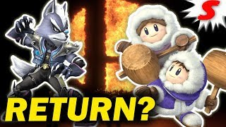 Which Characters Will RETURN for Super Smash Bros Switch?