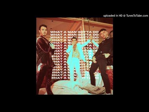 (3D AUDIO!!!)Jonas Brothers-What A Man Gotta Do(USE HEADPHONES!!!)