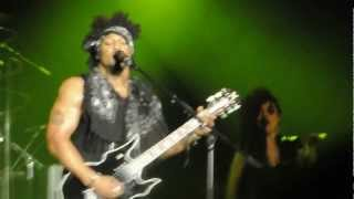 D'Angelo Live 2012: The Charade (New Song)
