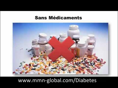 Ulcère trophique pour traiter le diabète sucré