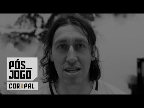 Pós-jogo - Corinthians 3x2 Palmeiras - Brasileirão 2017