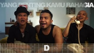 Endank Soekamti - Fatherhood (Official Karaoke Video)