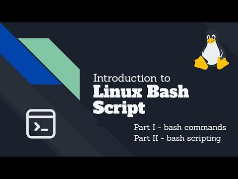 Learn Linux Bash Commands and Bash Script in Under One Hour