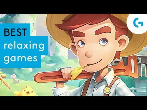 Best of Relaxing Games