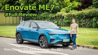 How Chinese EVs Are Enovating - The ME7