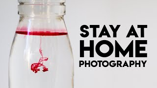 Indoor Photography Ideas | Stay At Home Photography #1