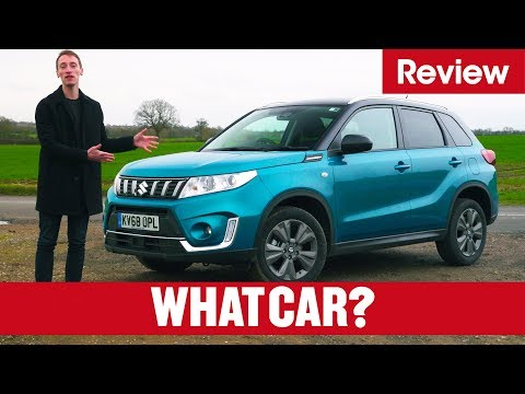 2019 Suzuki Vitara SUV review | What Car?