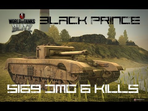 wot blitz black prince