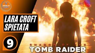 #9 Shadow Of The Tomb Raider - LARA CROFT SPIETATA (Gameplay ITA HD)