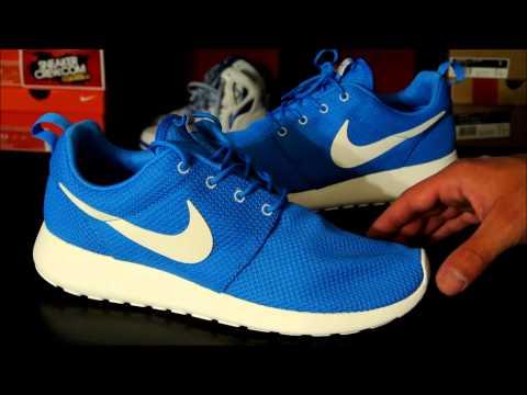 Nike Roshe Run 'Blue Hero'
