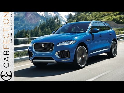 Jaguar F-Pace: Look out Porsche Macan? - Carfection