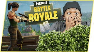 PLAYING IT SMART, OR BEING A SISSY! TOP 3 FINISH! - FortNite Battle Royale Ep.16