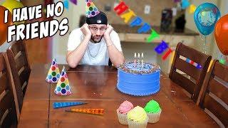 ALL ALONE ON MY BIRTHDAY!  They Forgot!  (FV Family Vlog)