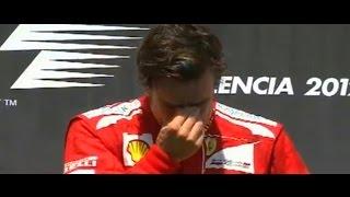 Fernando Alonso en Ferrari - The unfinished story